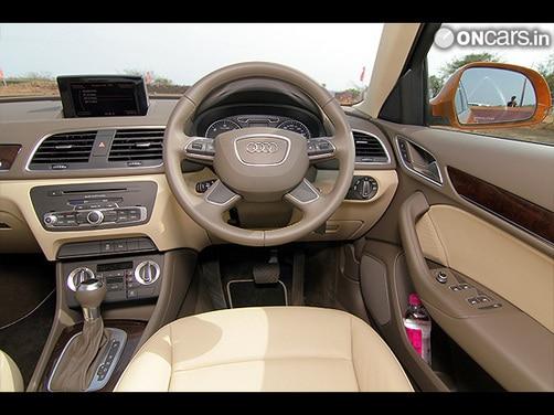 Audi Q3 Interior Img2