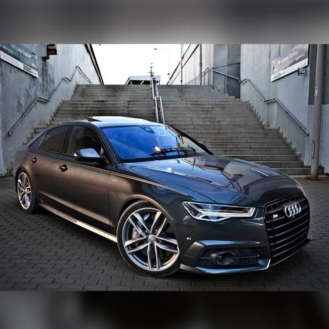 Audi S6 engine