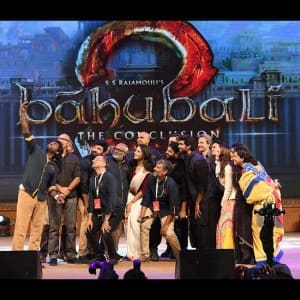 PICS: Pre-release event of Baahubali 2: The Conclusion was a GRAND affair!