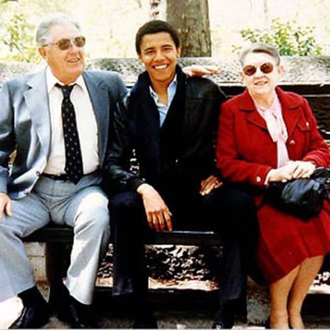 Barack Obama was beloved by his maternal grandparents
