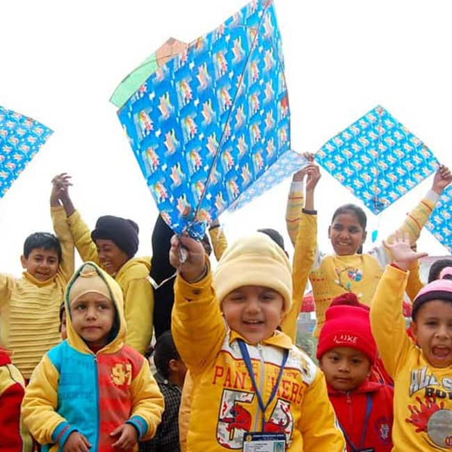 Basant Panchami is considered to usher new beginnings in the life of a child