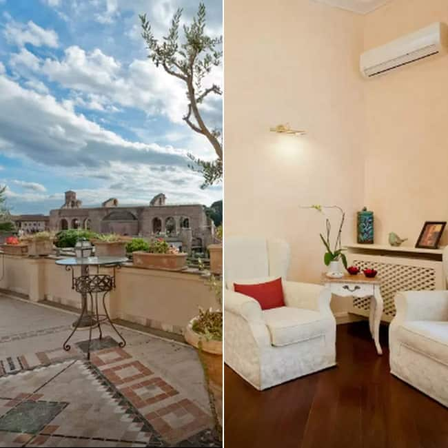 Beautiful airbnb apartment in rome check out the most for Airbnb apartments