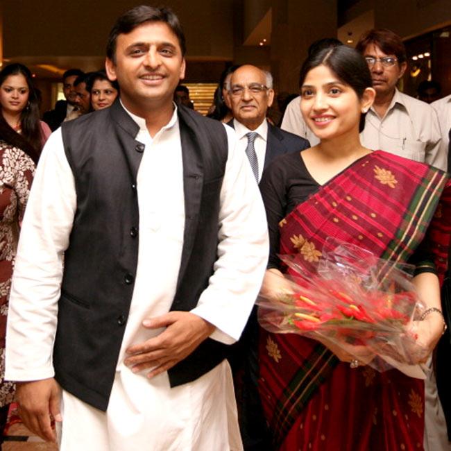 Dimple yadav marriage photos