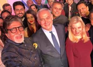 IN PICS: Highlights of Israel Prime Minister Benjamin Netanyahu's first visit to India