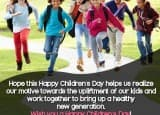 Children's Day 2017: Here are some wishes and messages to share on WhatsApp and Facebook