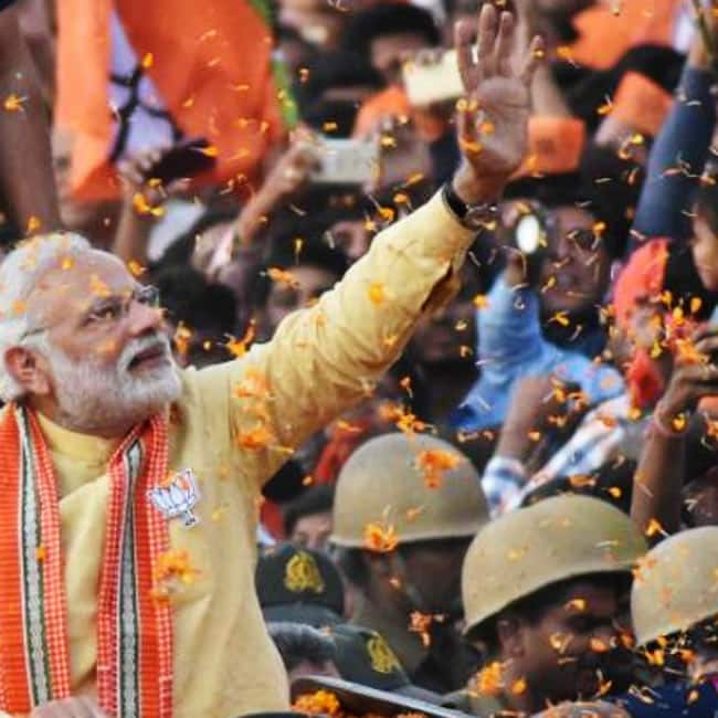 BJP registers a landslide victory in Uttar Pradesh during Assembly Elections 2017