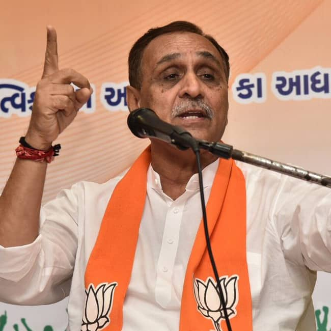 BJP will win over 150 seats in Gujarat Assembly Elections 2017  CM Vijay Rupani