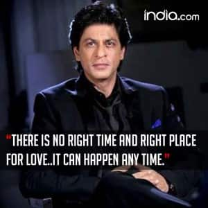 16 inspirational quotes by Shah Rukh Khan will keep you motivated