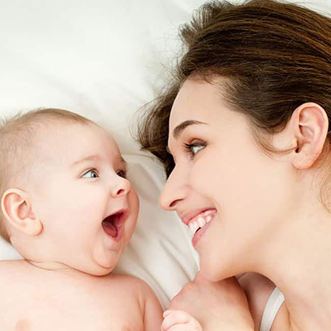 Breastfeeding helps in reducing mother   s stress level