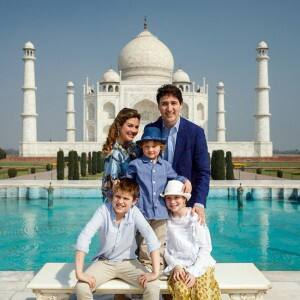 IN PICS: Highlights of Canadian PM Justin Trudeau India visit