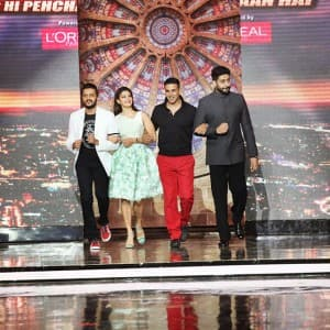 Housefull 3 promotions: The cast shakes a leg on sets of Colors India's got talent