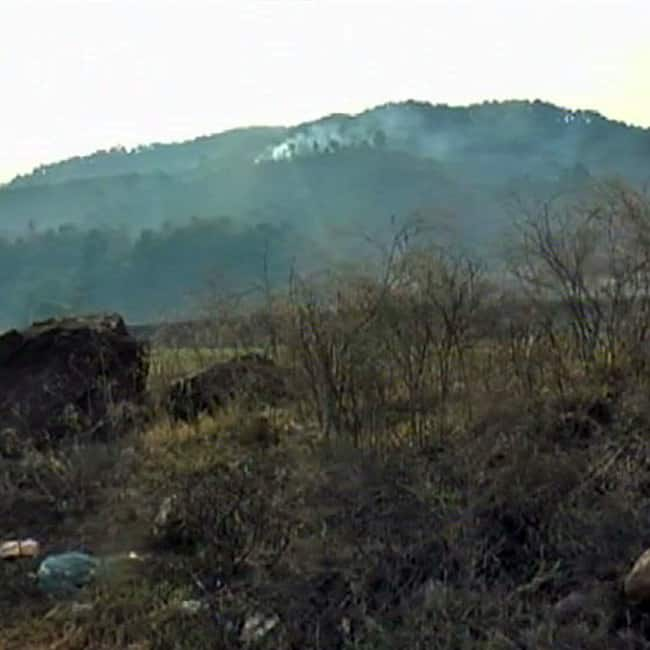 Ceasefire violation by Pakistan in Baba Khori in Nowshera