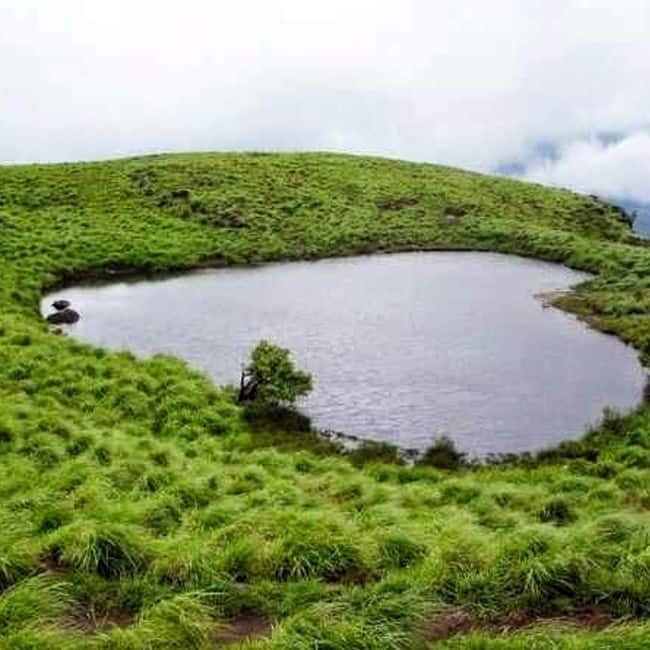 Chembra Peak trek in Kerala