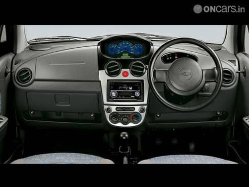 chevrolet spark interior  gallery indiacom photogallery