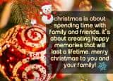 Christmas 2017: Here are some wishes and messages for your near and dear ones