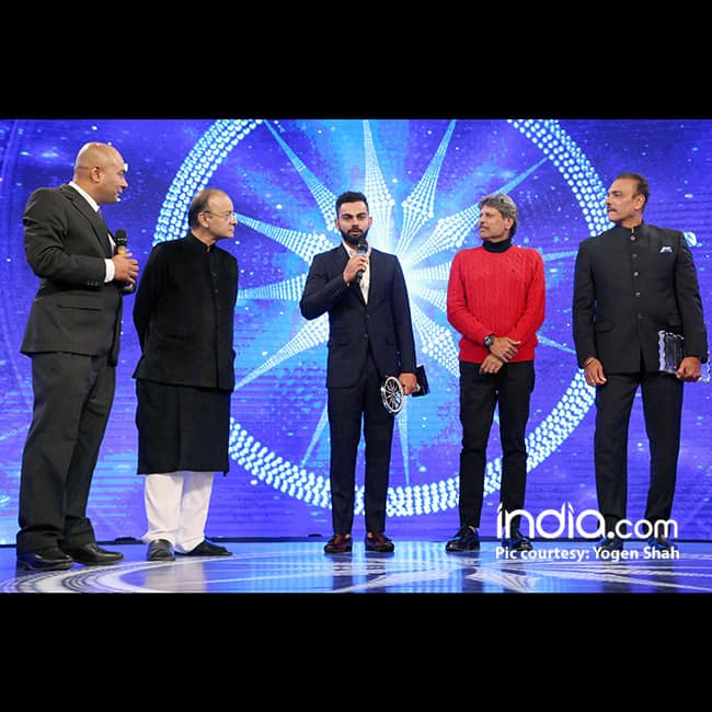 CNN News 18 Indian of the year awards