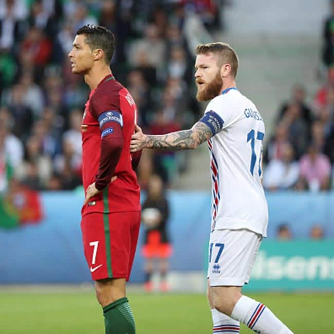 Gunnarsson Ronaldo