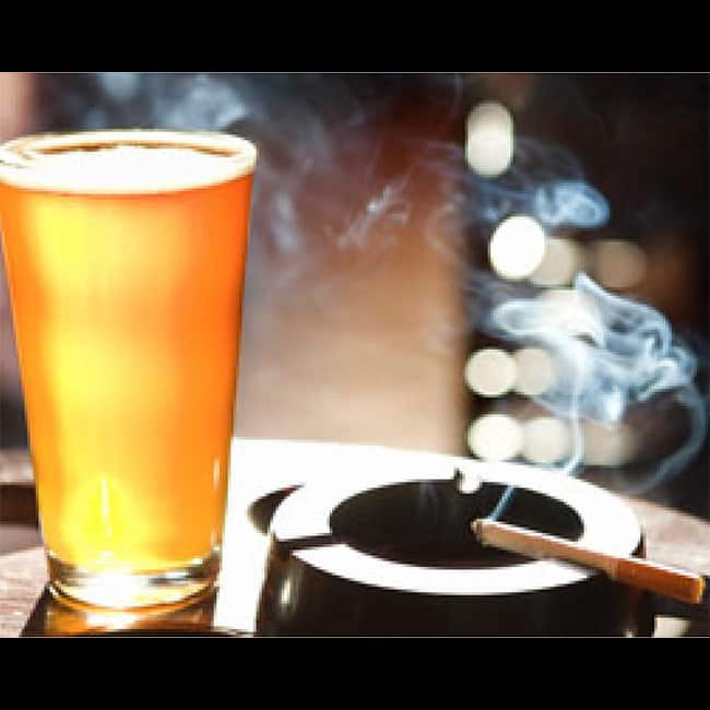 Cut down on alcohol and tobacco consumption