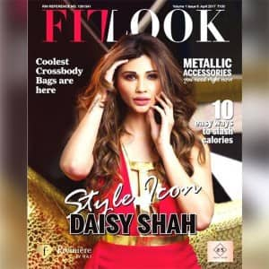 Daisy Shah sets the internet on fire with her new sizzling magazine photo shoot, see pictures