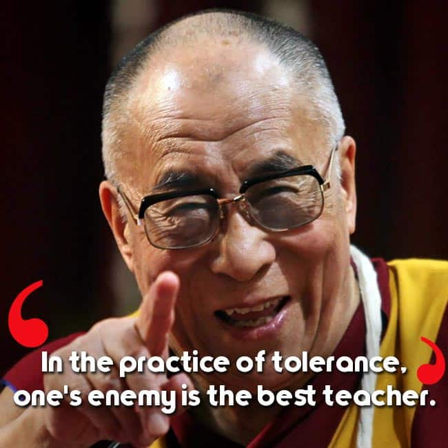 Dalai Lama's Quote About Kindness