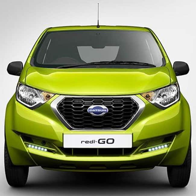 Datsun Redi Go is launched at a price of INR 2.39 lakhs ...