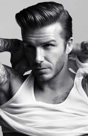 David Beckham: Hottest pictures of the 'Greek God' of Football