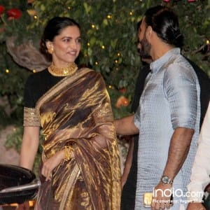 PICS: Bollywood celebs adorn best of their ethnic pieces for Ganesh Chaturthi celebrations