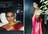 Deepika Padukone, Vivek Oberoi, Javed Akhtar attend Padmaavat screening, inspite of threats by Karni Sena