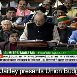 Union Budget 2017: Highlights of the Budget 2017