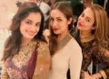 Sneak-peek inside Salman Khan's Eid party, from selfies to portraits!