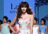 Lakme Fashion Week 2017: Day 1 saw the SWAG of divas; from Disha Patani to Dangal's Sanya Malhotra!