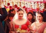 When Television divas turned brides in real life!