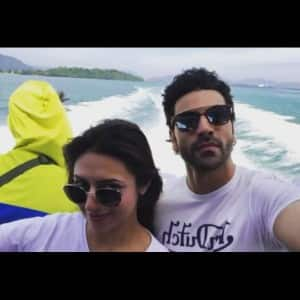 PICS: Divyanka Tripathi is celebrating her birthday in Thailand with husband Vivek Dahiya