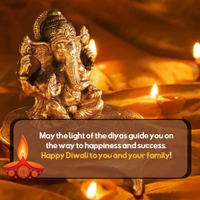 Diwali wishes for your near and dear ones