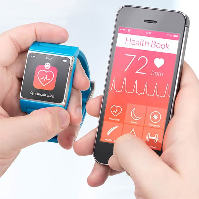 Download all kind of health apps to keep a check on your health