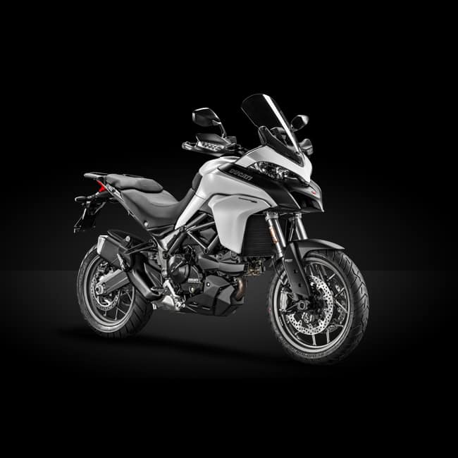 Ducati Multistrada 950 engine