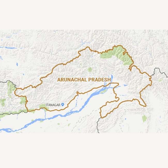 Earthquake of intensity 4.2 hits Arunachal Pradesh