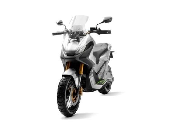 EICMA 2015: Honda City Adventure Concept Photo Gallery-img2