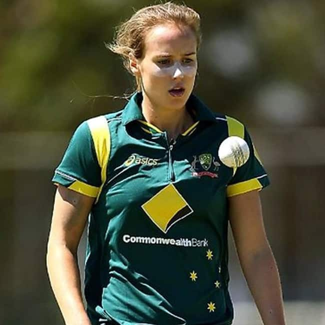 Ellyse Alexandra Perry of Australia
