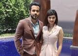 'Emraam Hashmi and Prachi Desai promote 'Azhar' in the capital