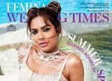Photos: Esha Gupta looks drop-dead gorgeous as summer bride