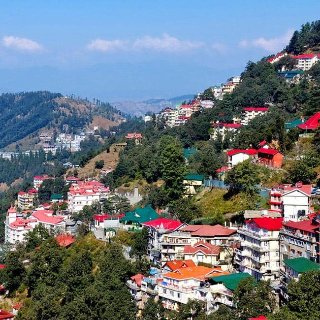 Places To See In Shimla Rajgarh At Shimla: 7 Best Hill Stations To Visit In Himachal Pradesh For