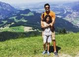 PICS: Farhan Akhtar lives the Zindagi Milegi Na Dobara moments with daughter Akira during holidays!