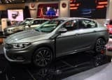 FIAT unveils new sedan Tipo at 2015 Dubai Motor Show: Photo Gallery