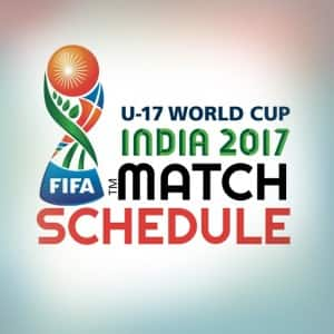 FIFA U-17 World Cup 2017: Date wise schedule of matches with venue and team details