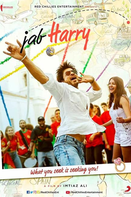 First poster of Jab Harry Met Sejal