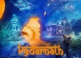 Kedarnath first look pictures
