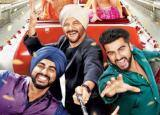 Mubarakan first look pictures