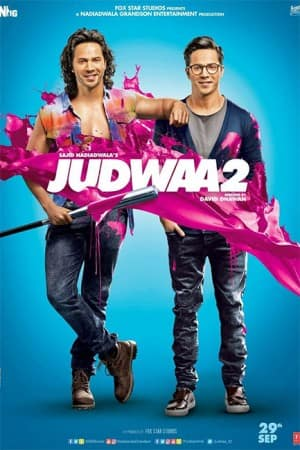 Judwaa 2 first look pictures