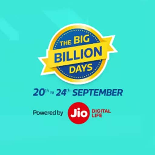 Flipkart Big Billion Days Sale kicks off today
